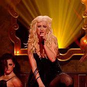 Download Christina Aguilera Express Live X Factor 2010 HD Video