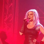 Download Britney Spears Freakshow Black Rubber Catsuit & Pink Hair HD Video