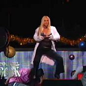 Download Britney Spears Toxic Live Jingle Ball 2003 Video