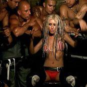 Download Christian Aguilera Dirrty DVDR Video