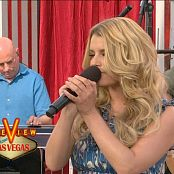 Download Jessica Simpson Come on Over Live The View 2008 HD Video