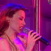 Download Kylie Minogue Physical Sexy Pole Dance With Dancers Video