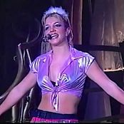 Download Britney Spears Baby One More Time Tour Schoogirl Outfit Rare Ending Video
