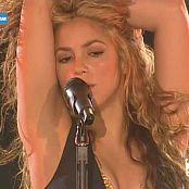 Download Shakira La Tourtua Live Rock in Rio Video