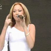 Download Atomic Kitten Whole Again Party in The Park 2001 Video