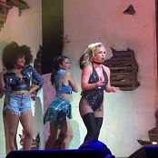 Download Britney Spears Me Against The Music Live Atlantic City 2018 HD Video