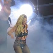Download Britney Spears Baby One More Time & Oops Live Paris 2018 HD Video