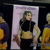 Download Britney Spears Mall Tour Markville Mall 1999 Video