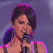 Download Selena Gomez Falling Down Live DWTS 2009 HD Video