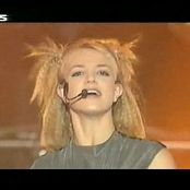 Download Britney Spears Crazy Live Si On Chantait France Upscale 1080p Video