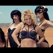 Download Britney Spears Work Bitch ProRes Music Video