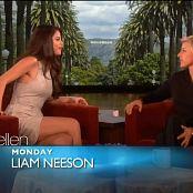 Download Selena Gomez Interview Ellen 2012 HD Video