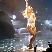 Download Britney Spears Medley Sexy White Lingerie Vegas 2016 HD Video