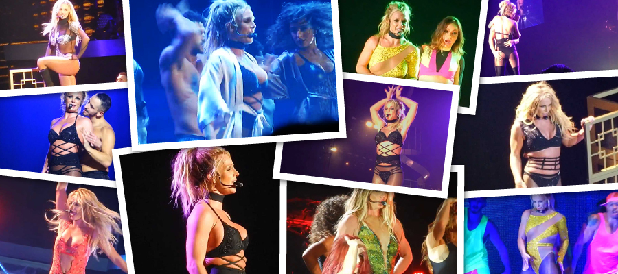 Download Britney Spears Piece of Me Asian Tour 2017 Videos Megapack