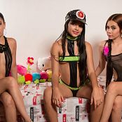 Download Sofia Zapata, Emily Reyes & Dulce Garcia Triple Delight Bonus LVL 1 YFM Picture Set 239