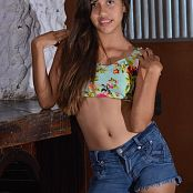 Download Silver Starlets Elisa Denim Shorts Picture Set 2