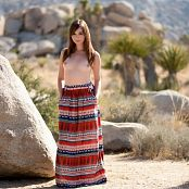 Download Ariel Rebel Boho Skirt Picture Set 1
