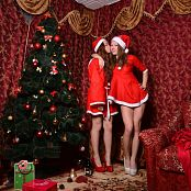 Download Silver Angels Anita & Kira Christmas Picture Set 1