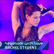 Download Rachel Stevens Negotiate With Love Live TOTP UK 2005 Video