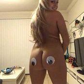 Download Kalee Carroll Ass Clapping C Thong Googly Eyes Video 320