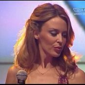 Download Kylie Minogue On a Night Like This Live TMF Awards 2000 Video