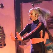 Download Britney Spears Blackout Medley Blue Hair Pom Tour HD Video