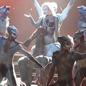 Download Britney Spears Goddess In Transparent Catsuit Live Las Vegas HD Video