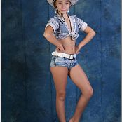 Download TeenModelingTV Alice Cowgirl Hat Picture Set