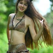 Download Silver Stars Suzanna Leopard Picture Set 1