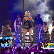 Download Britney Spears Medley Live GMA Sexy Black Latex Corset Video