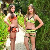 Download Silver Pearls Candy & Marisol Friends Picture Set 1