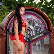 Download Susana Medina Red Lingerie TM4B Picture Set 002
