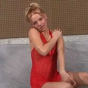 Download Shannon Model Oiled Up In Red Video