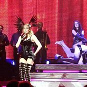 Download Kylie Minogue Locomotion Sexy Live Black Shiny Outfit HD Video