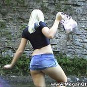 Download MeganQT & Tiffany Teen High Heels & Jean Skirt Video