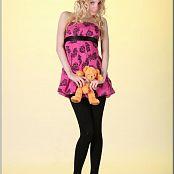 Download TeenModelingTV Ella Orange Teddy Picture Set