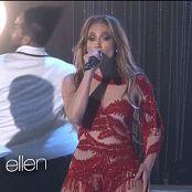 Download Jennifer Lopez Medley Live Ellen 2015 HD Video