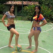 Download Natalia Marin & Veronica Perez Group 8 TCG HD Video 008