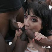 Download Charlotte Sartre Interracial Double Anal Gangbang GIO797 HD Video