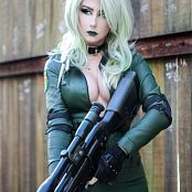Download Giu Hellsing Sniper Wolf Picture Set