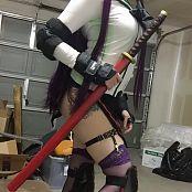 Download Vamplette Saeko Busujima Picture Set