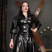 Download Goddess Alexandra Snow Lowly Latex Maid HD Video