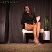 Download Bratty Bunny Designer Hells & Leg Worship HD Video