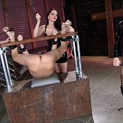 Download Alexandra Snow Kendra James & Lexi Sindel Spread Wide and Beaten Red HD Video