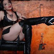 Download Alexandra Snow Tounge My Boots HD Video