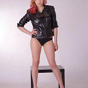 Download Silver Angels Vasilisa Black Heels Picture Set 002