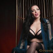 Download Goddess Alexandra Snow Birthday Elegance HD Video
