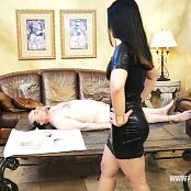Download AstroDomina Body Waxing My Slave HD Video