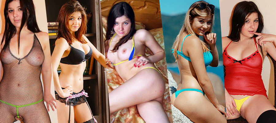 Download Anna Zharavina GeorgeModels Picture Sets & Videos Siterip
