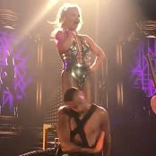 Download Britney Spears POM New Shiny Silver Costume Video